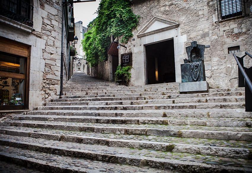 Girona Cundaro Stairs