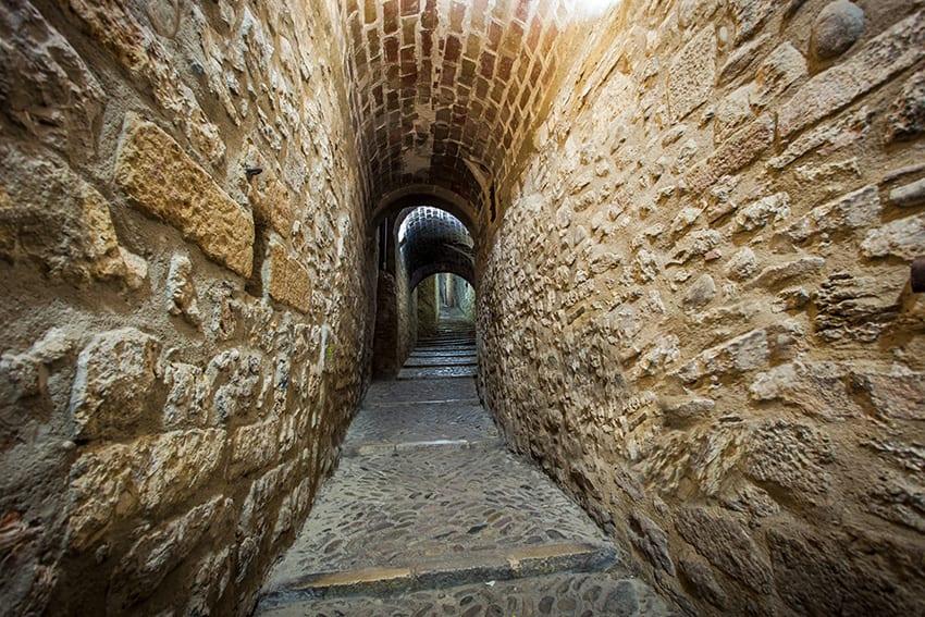 Girona Cundaro Street