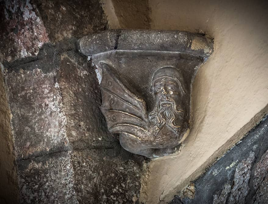 Girona Murderous monks
