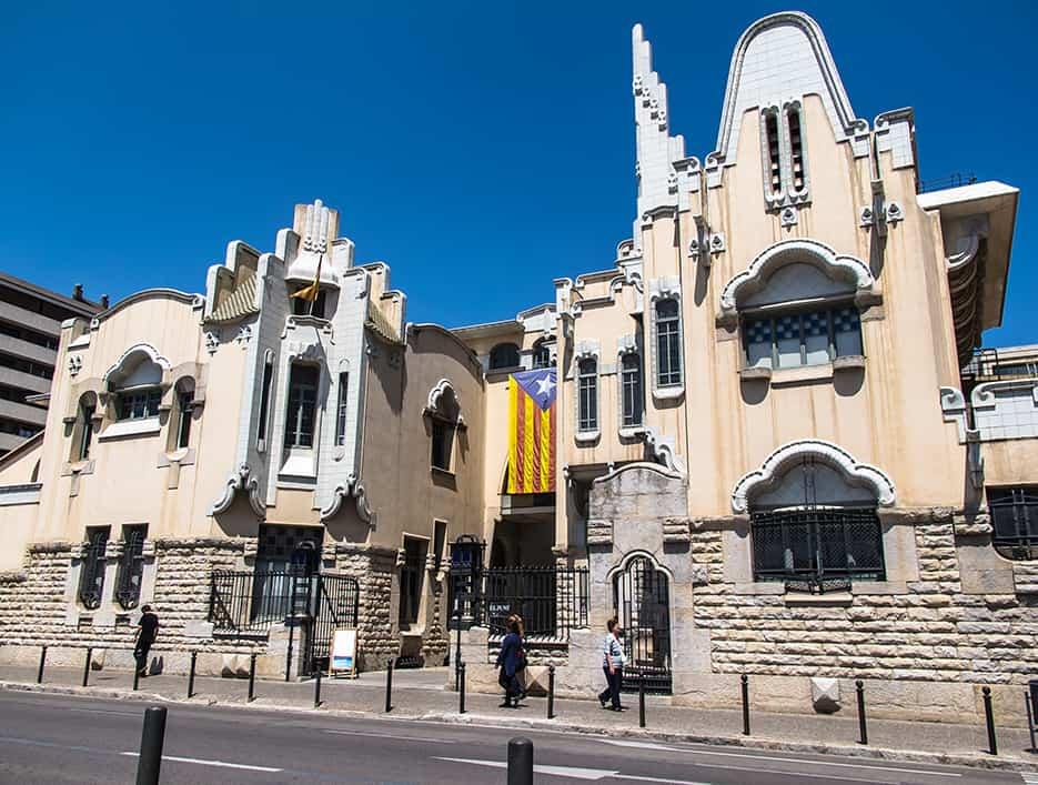 Girona Farinera facade