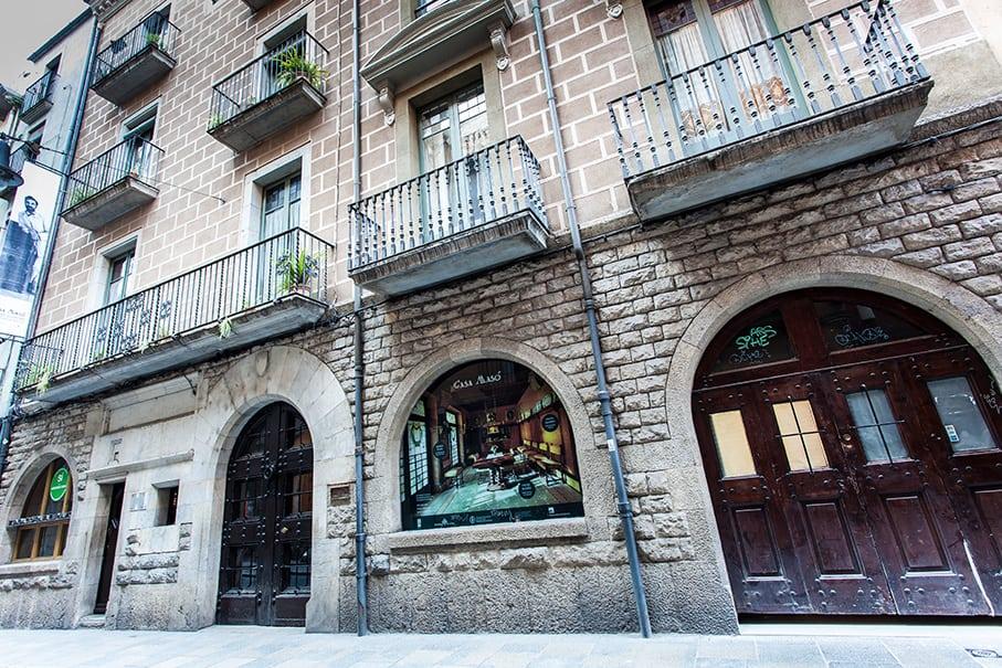 Girona Maso maison