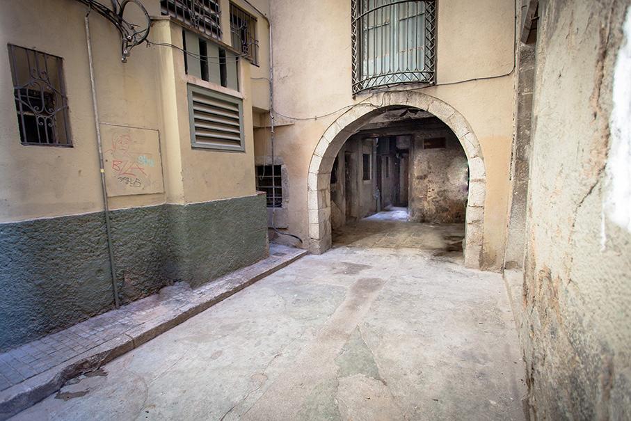 Girona plus petite place du monde