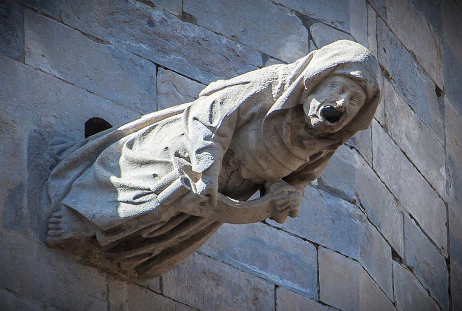 Bruja de la Catedral