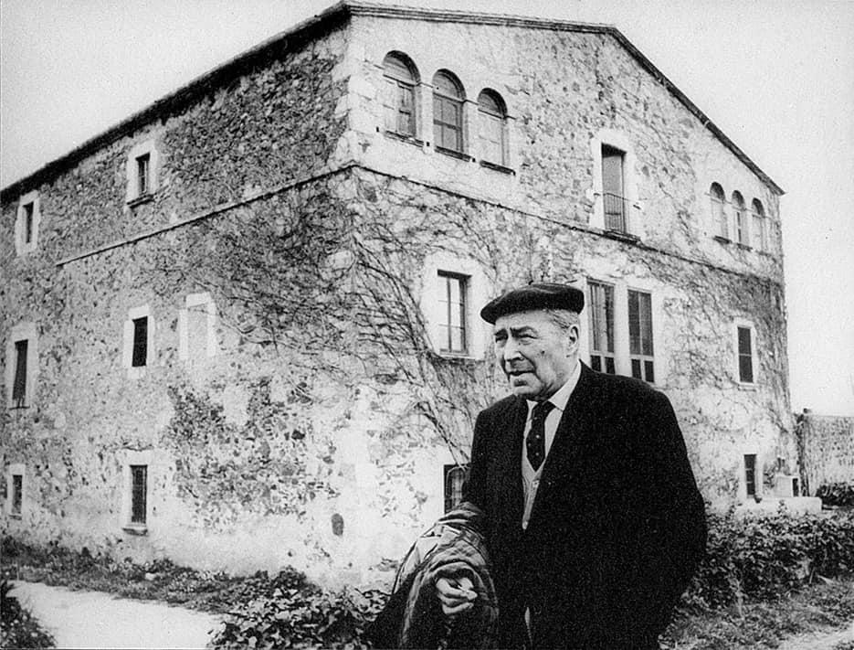 Josep Pla a Llofriu